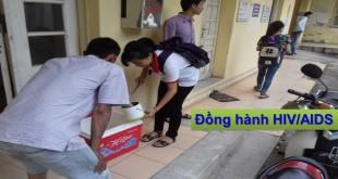 HIV, AIDS, HIV/AIDS, Emmaus Ha Noi, Emmaus Hà Nội, Emmaus, Emau, Emmau, BV 09, Bệnh viện 09, phát cháo, phát cháo từ thiện